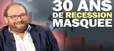 Olivier Piacentini : France, 30 ans de récession masquée