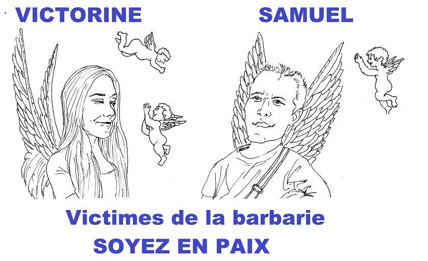 Après Victorine, Samuel…