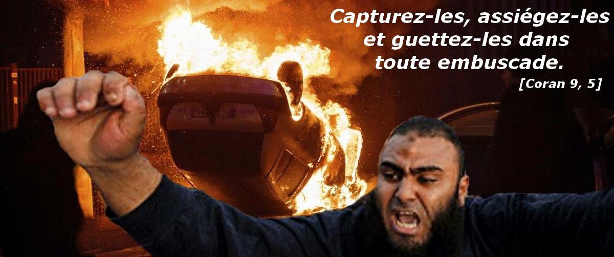 Et si l'ensauvagement de la France était dû à son islamisation ?