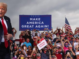 Trump speaks at campaign event in North Carolina, calling his rallies » » News07trends
