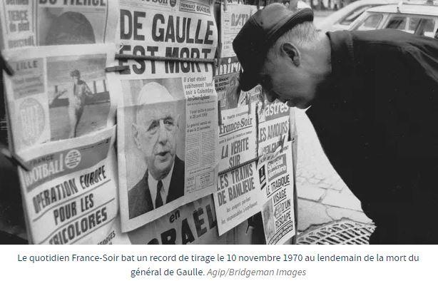 Mon hommage à un géant : le général de Gaulle
