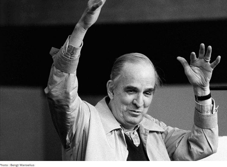 Le national-socialisme hitlérien et Ingmar Bergman : sujet tabou !