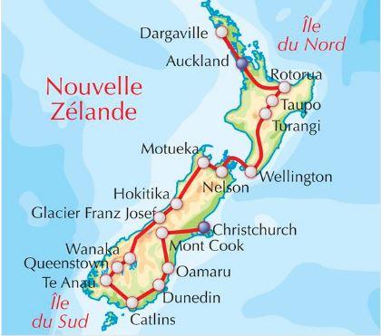 Nouvelle-Zélande : frontières fermées, 25 morts seulement !