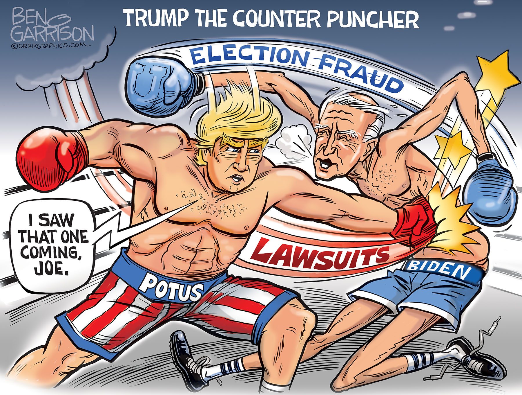 États-Unis : 32 infos capitales sur la fraude électorale !