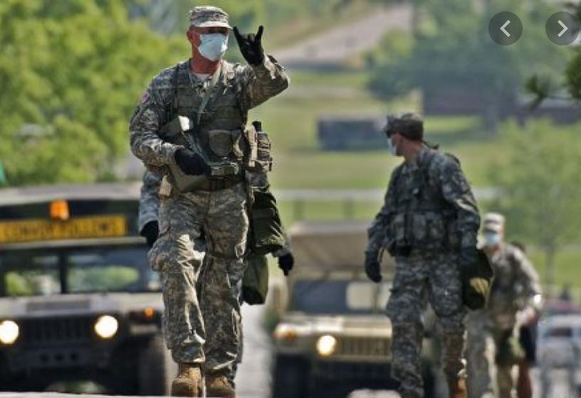 Quand l'armée se fait l'écho de la colère du peuple