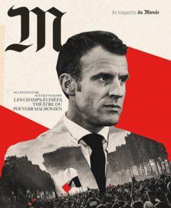 Macron annonce son coup d'État et l'annulation de la présidentielle 2022