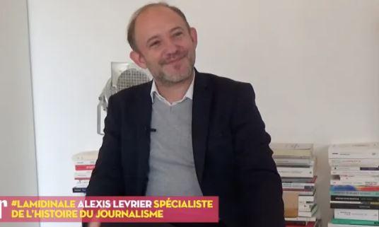 Notre dernière recrue pour écouler le vaccin : Alexis Lévrier !
