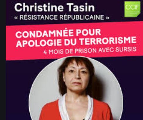 Procès Christine Tasin : j'ai assisté au coup de force judiciaire du CCIF