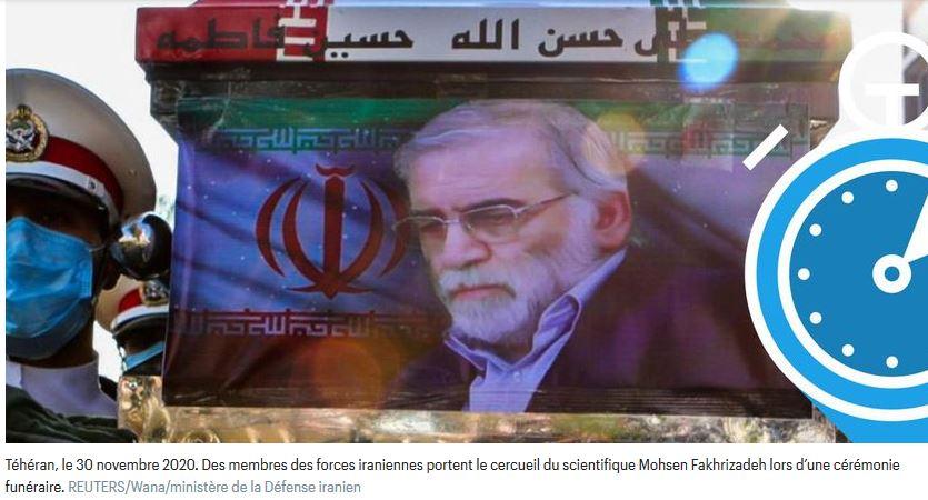 Où peut-on attendre la vengeance iranienne ?