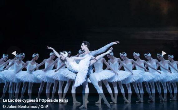 Opéra : fini le Lac des Cygnes raciste, place à Bamboula !