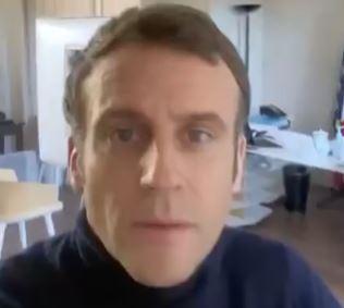 Macron est-il vraiment malade du covid ?