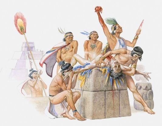 Le retour du Xochiyaoyotlau Mexique