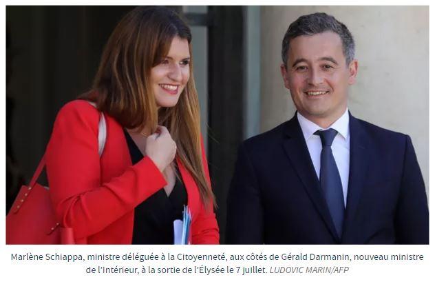 Appel Généraux : Marine paraît un génie, tant Moussa et Marlène sont bêtes