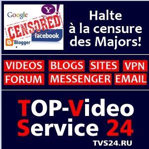 YouTube vire Pierre Cassen, virez YouTube et venez sur TVS24 !