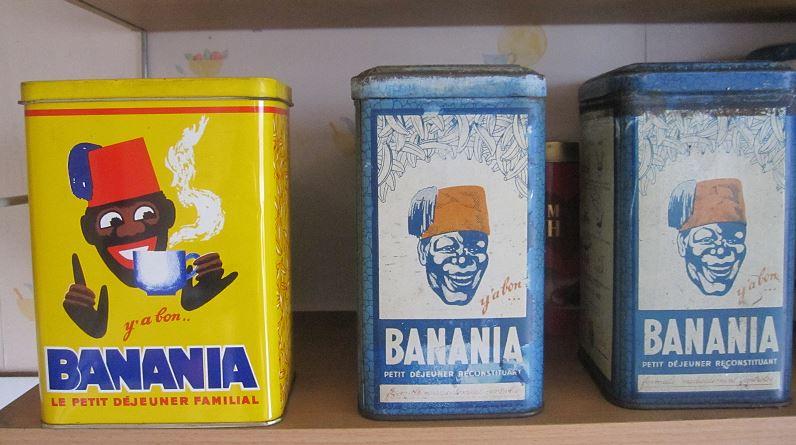 Je suis raciste, j'ai dans ma cuisine trois boîtes Banania