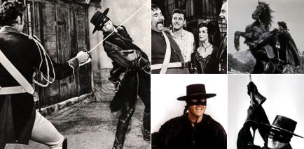 Allo monsieur Zorro, que pensez-vous du masque ?