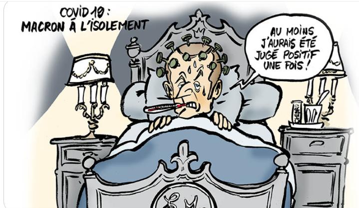 Mes vœux pour 2021: Macron, Covide les lieux !
