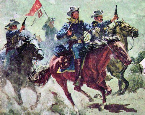 La cavalerie sauvera-t-elle Donald et l'Amérique du coup d'État démocrate ?