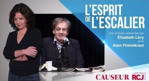 Elisabeth Levy, après avoir viré Renaud Camus, va-t-elle jeter Finkielkraut ?