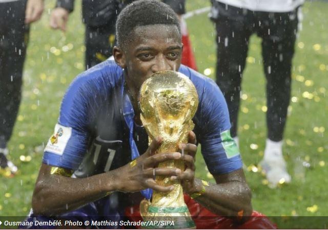 """Ousmane Dembele veut que les arbitres """"niquent leur mère"""""""
