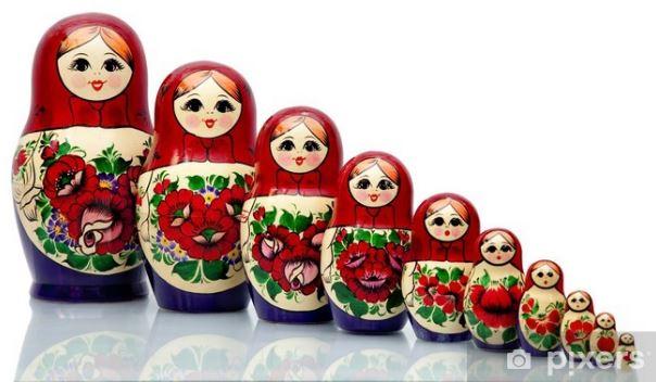Les poupées russes : coup de force capitaliste impulsé par la Chine