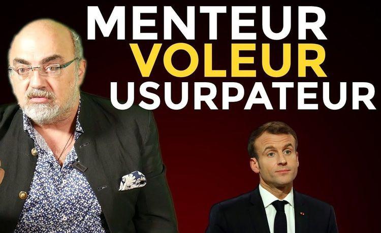 Pour 2022, Macron a déjà planifié une immense fraude électorale