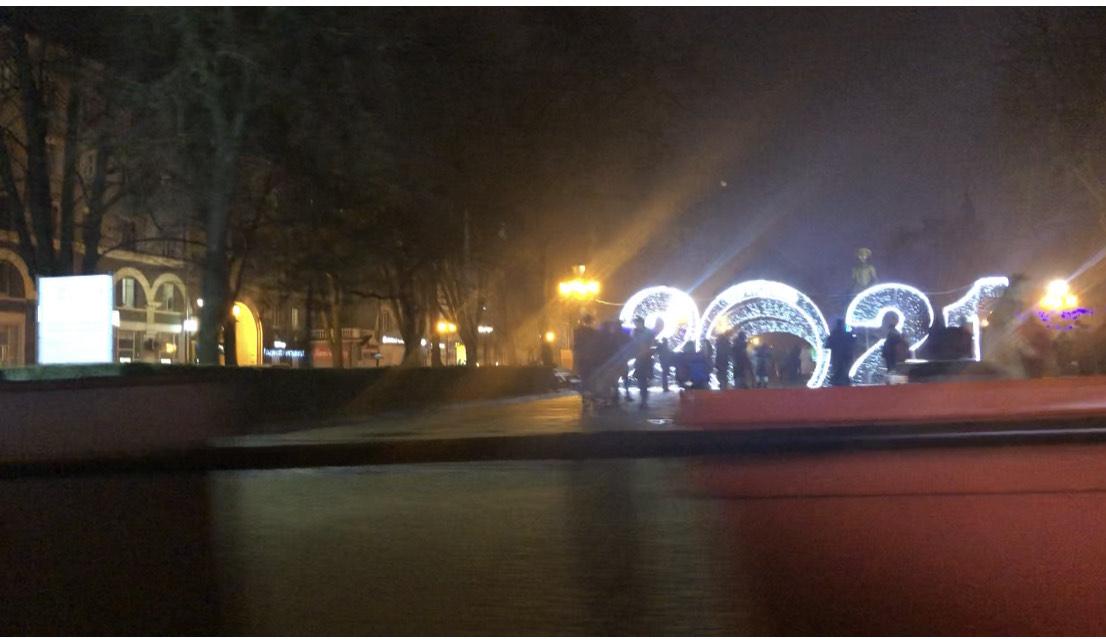 Noël en Ukraine, sans mesures anti-Covid
