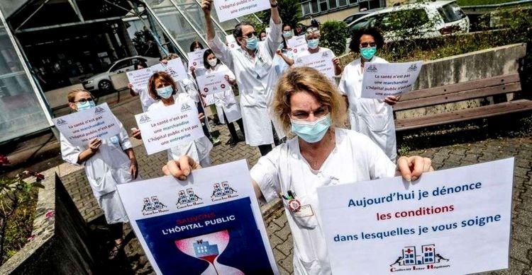 Une très grande malade en France: la santé publique!
