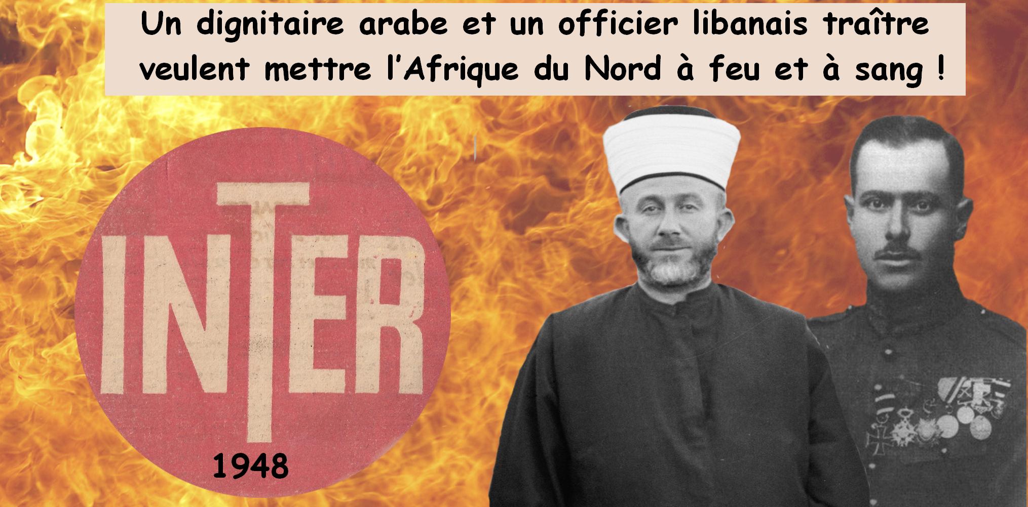 1948 : le plan d'Al Husseini contre la France en Afrique du Nord