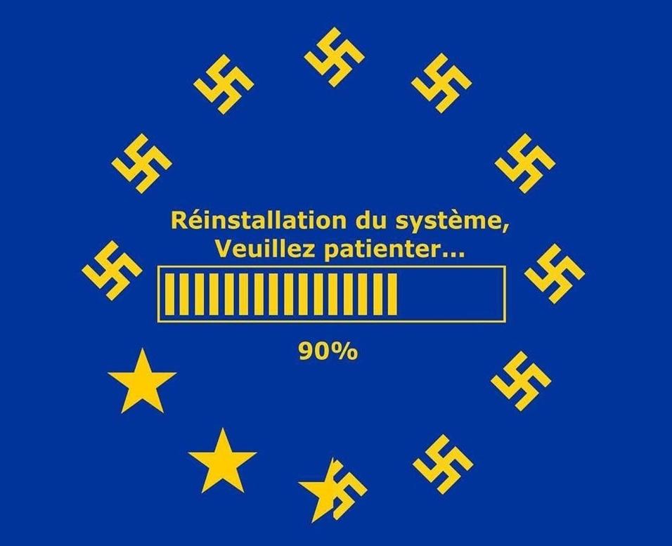 De l'Union européenne à l'Union de l'enfermement