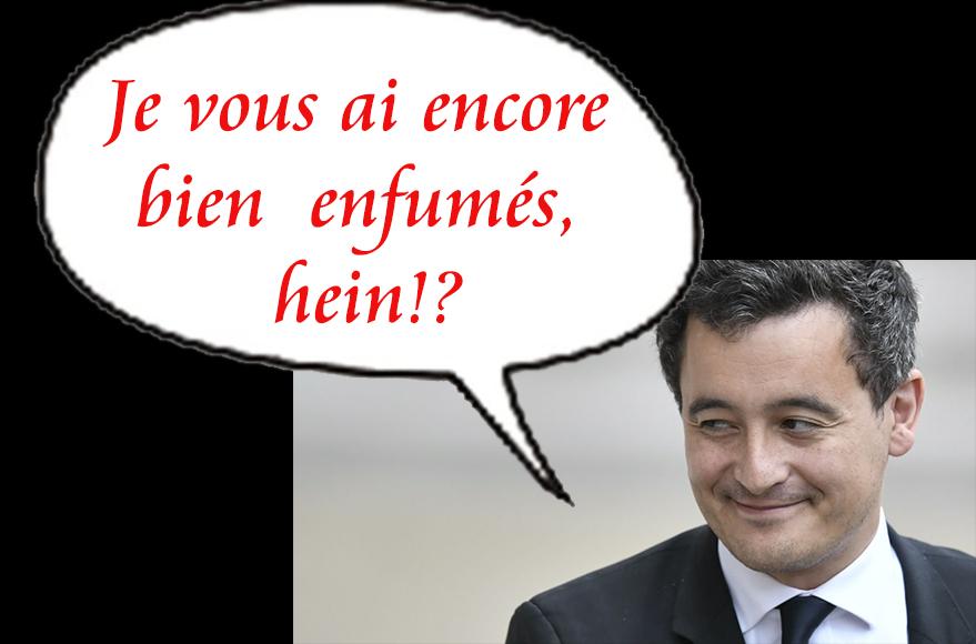 À présent, les racailles attaquent les gendarmes chez eux ! Allô Moussa ?
