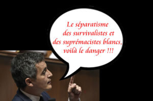 Darmanin chez Pascal Praud : capitulation en rase campagne contre l'islam