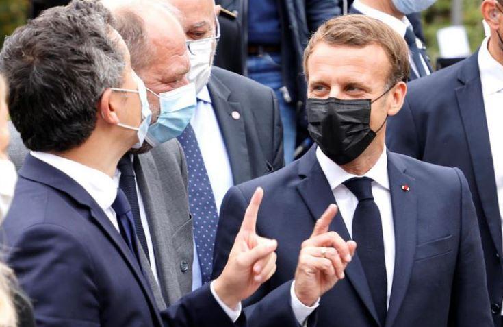 Les islamistes peuvent nous débarrasser de Macron et Darmanin!