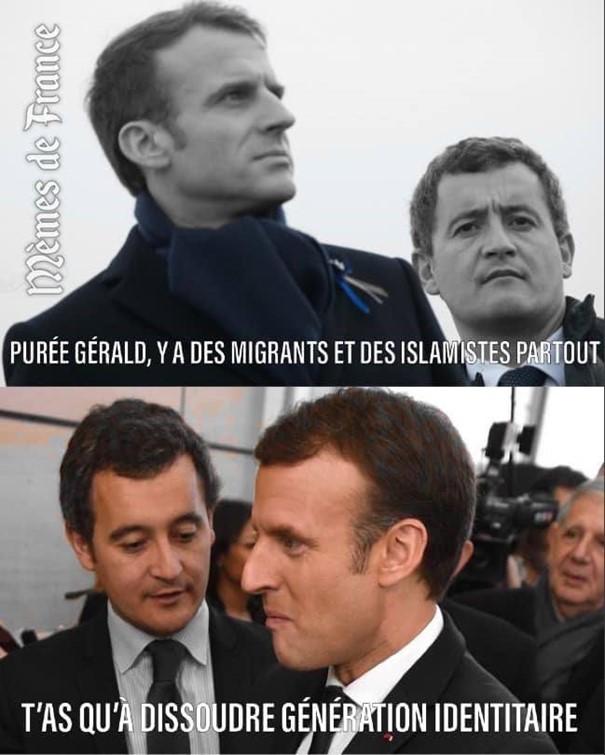 Quelque chose est pourri dans l'État de France