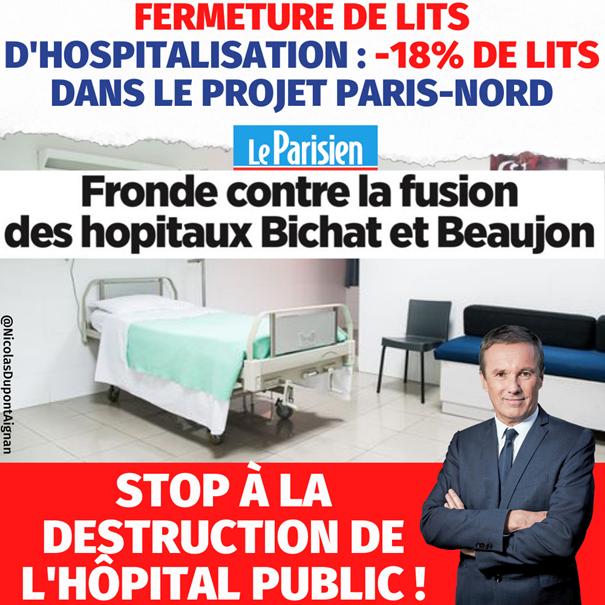 Nicolas Dupont-Aignan explose dans les sondages : Véran en ligne de mire