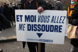 Génération Identitaire : le panache à la française
