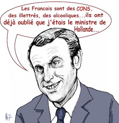 Vivement que s'achève le calamiteux mandat de Macron!