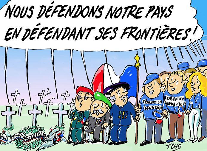 La dissolution de GI, un scandale de plus au passif de la dictature Macron