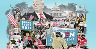 Révélations : pour abattre Trump, collusion capitalistes-syndicats