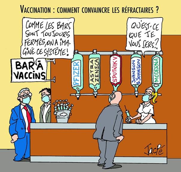 Vaccinés et masqués sont en plein syndrome de Stockholm
