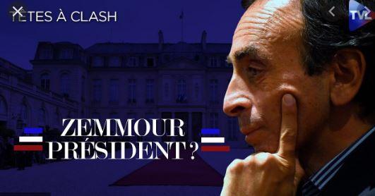 Éric Zemmour : un candidat par-delà les sondages et les augures