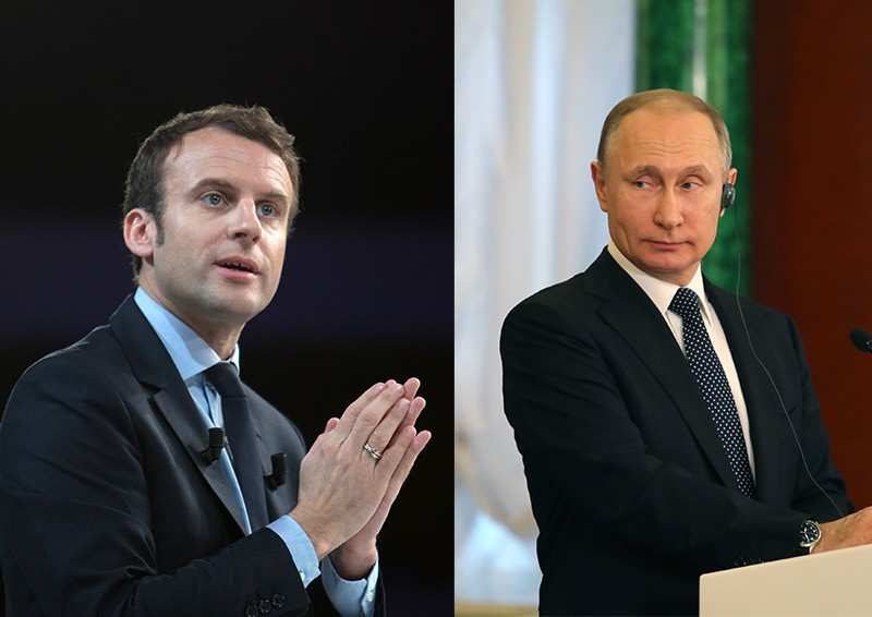 La France n'a aucune raison de chercher des noises à la Russie