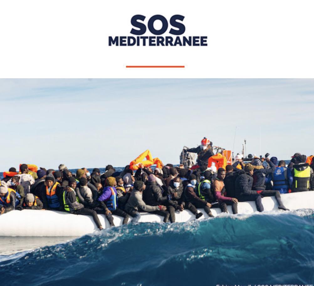 Hurmic complice des trafics de clandestins de SOS Méditerranée