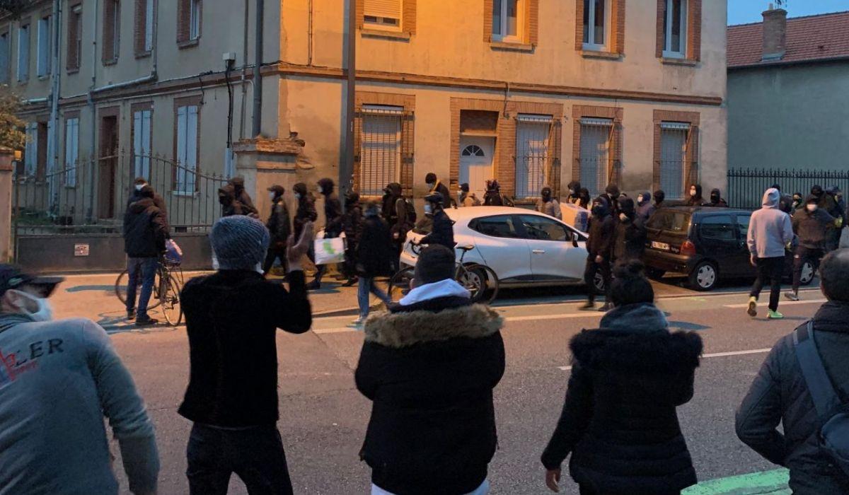 Squat de Toulouse : devant l'incurie des pouvoirs publics, le peuple a dû agir