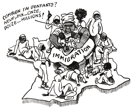 Des masses musulmanes se répandent et colonisent nos pays