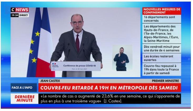 Dictature sanitaire : un gouvernement incapable fait payer les Français
