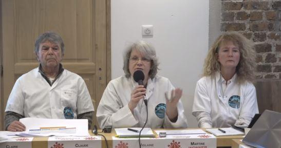 La Coordination Santé Libre boycottée par les journaleux