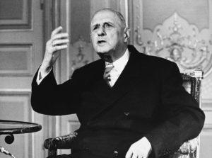 Ainsi parlait Charles de Gaulle : âmes sensibles, s'abstenir…