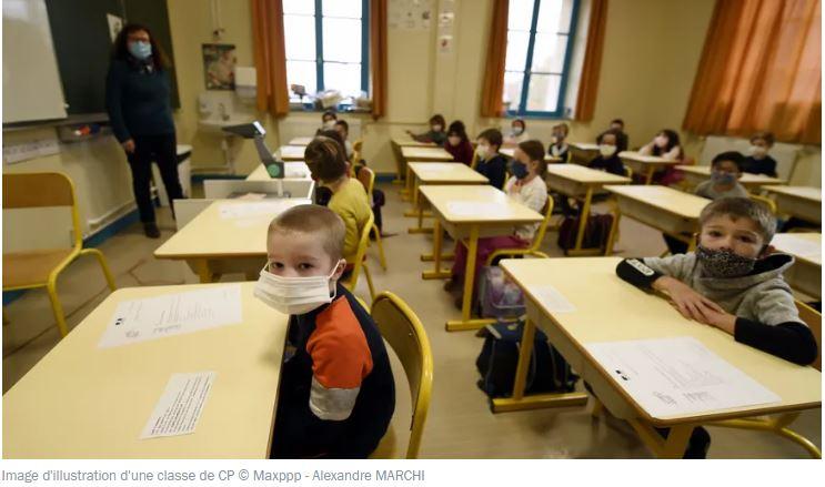 Masques, tests, classes fermées : arrêtez de terroriser nos gosses !