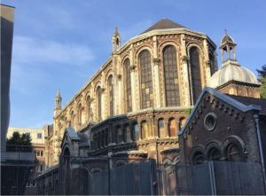 Chapelle Saint-Joseph de Lille : destruction d'un joyau architectural